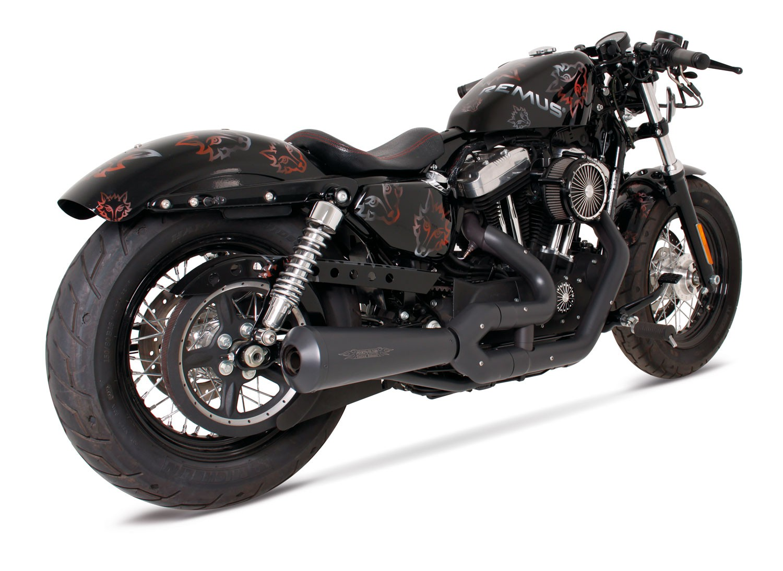 BIKE INFO 03 16 Harley Davidson Sportster Complete System 2 1 From 2014